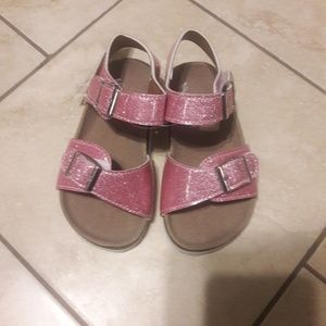 Other - Toddler Glitter Sandals